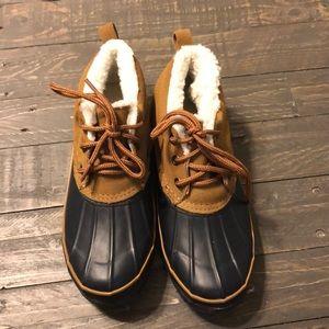 Bass duck shoes
